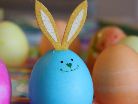 Happy Easter from Eman Books!