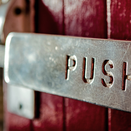 Push ,Persist and Pursue