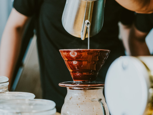 De koffiefilter