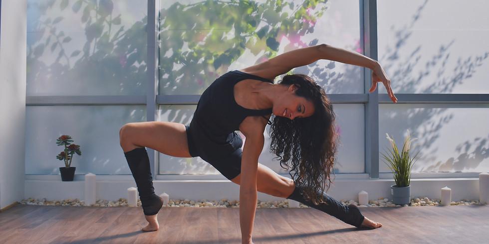 Warming Joy: The Energy of the Solar Plexus - Yoga + Sharing Circle