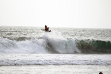 Surfeur, photo de Marcus Dall Col