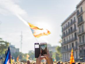 Dreta i Esquerra, Catalunya i Espanya: la dreta es trenca