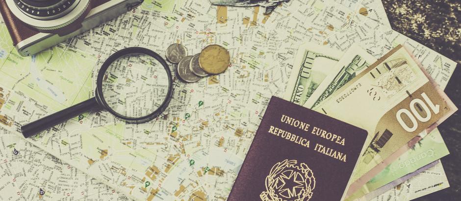 Viajando para Australia: Parte 2 - Documentos y consejos importantes
