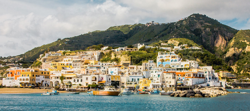 Bay of Naples Private Tours by Milo Tours_Ischia Island