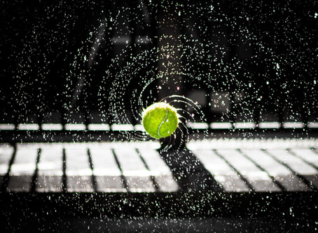 Why SPIN TENNIS ?