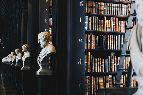 Law Library Image For Creevey Russell Lawyers
