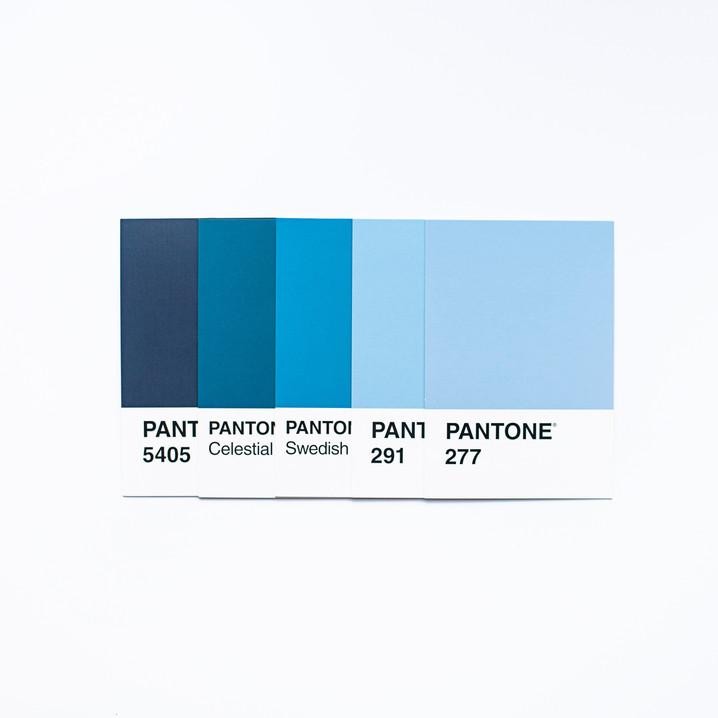Client Pantone Colours