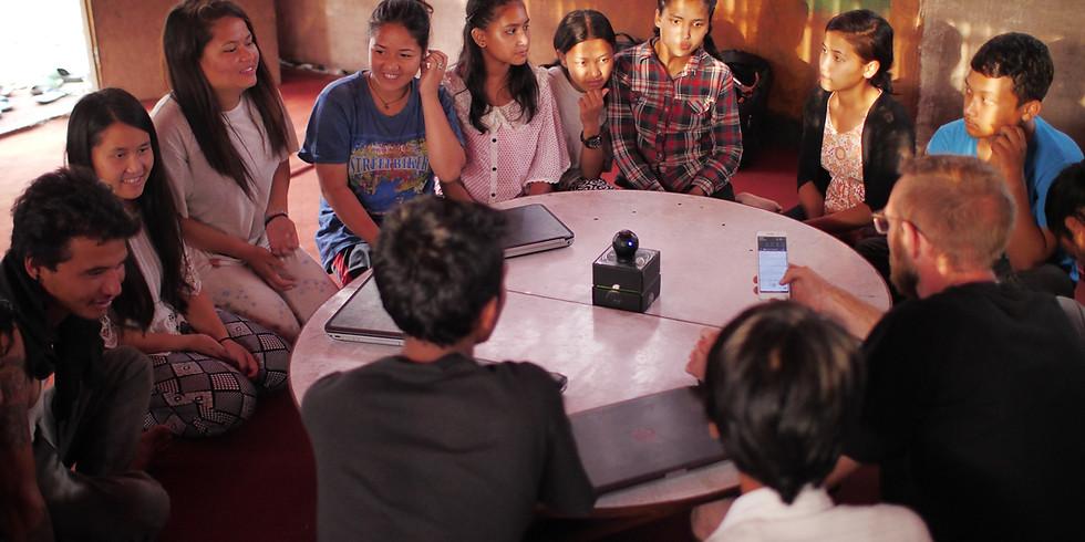 Virtual Services Empowerment Community Circle