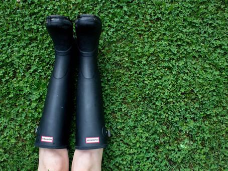レインブーツを履く理由。@UMO | ウモのレインブーツ