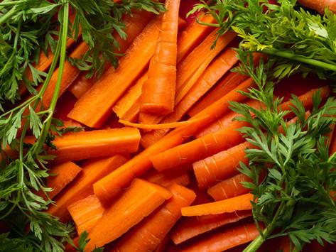La carotte pour la bonne humeur