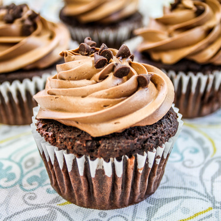 Healthy Living: A Cupcake a Day Keeps the Doctor Away