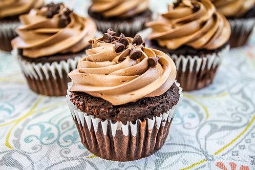 Chocolate Cupcake (Rs 80/piece, Minimum - 12 nos)