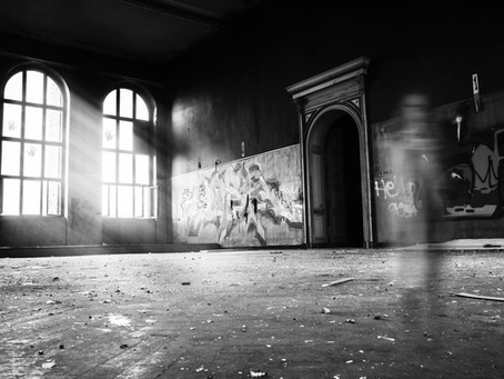 4 Haunted Places in the UK to visit after Lockdown (article by Imogen Tomlinson)
