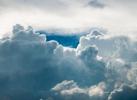 Ionisierte Luft