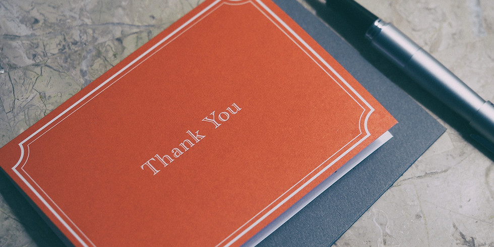 Project Thank You Teachers!