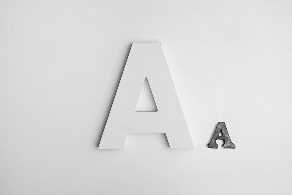 Choosing a font for your brand