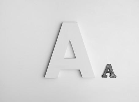 My Favorite Free Font Websites