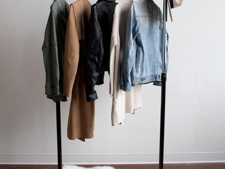 Wardrobe basics everyone needs