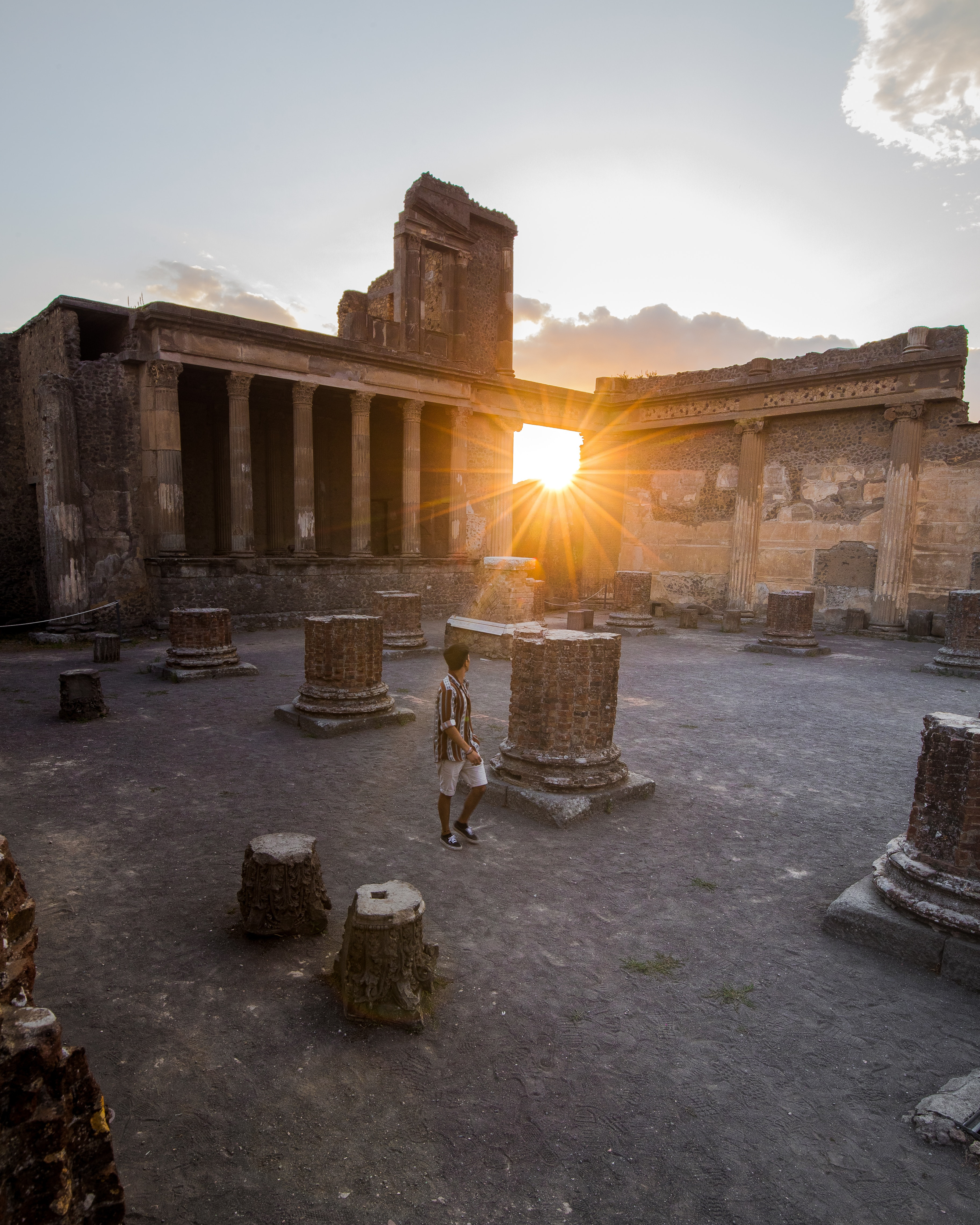Pompeji og Herkulanum