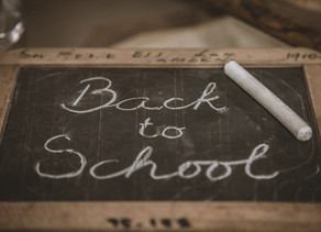 COVID 19: ADVICE ON RETURNING TO SCHOOL