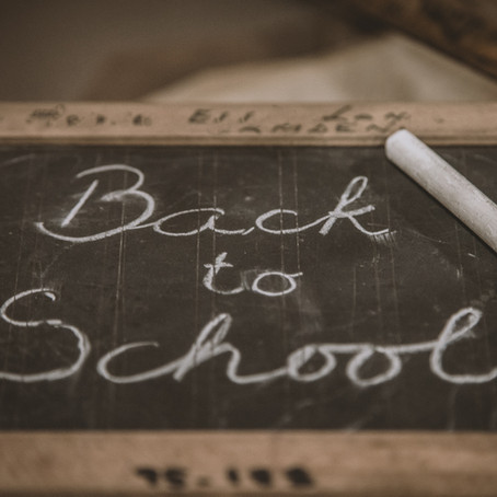 How to Face 'Back to School' in 2020