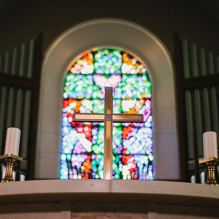 Easter Sunday 4/4/2021 8am Mass