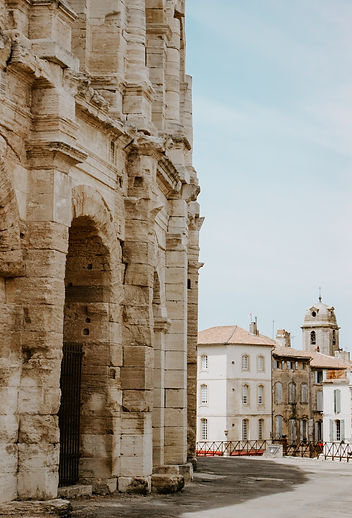 Arenes d'Arles Image by Patrick Boucher