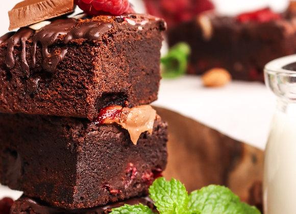 Brownie / Angel Cookie Box