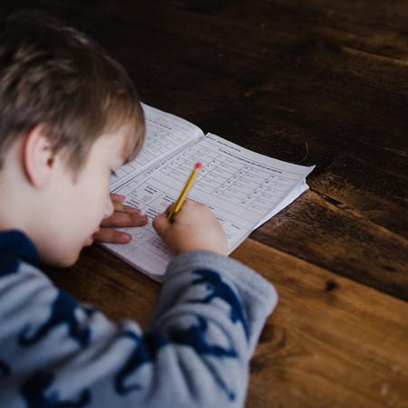 "Latayne's Corner: When Your Kid ""Won't"" Do Homework"