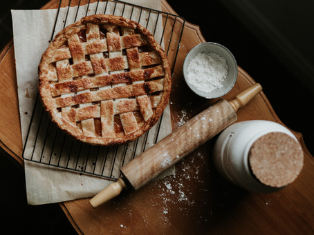Farewell to the Big Apple with Harvest Apple Pie