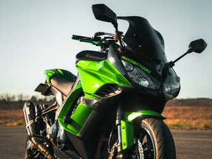 Upgrading Your Motorcycle's Visibility