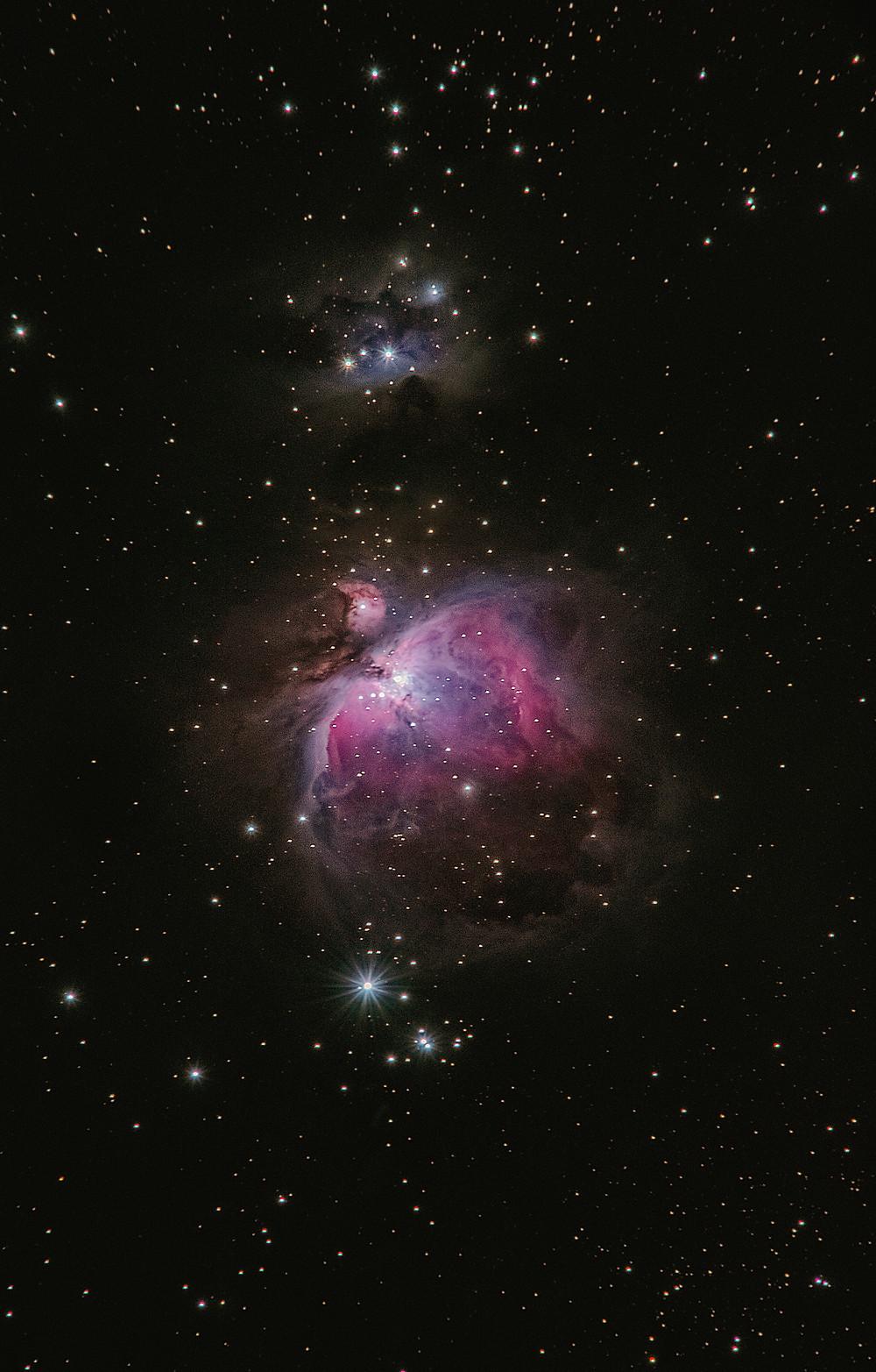 A Representational image of Galaxy