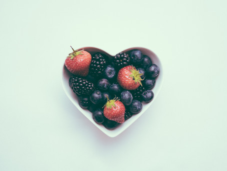 What your Eating will Teach You (if you let it!)