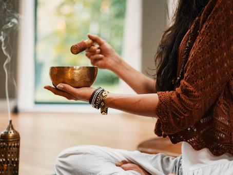 What is Sound healing and why is it a benefit?