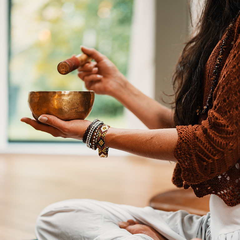 Sound Healing Course - Level 1 + 2