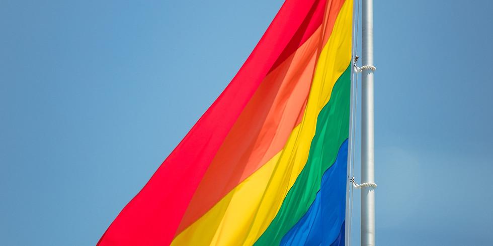 Lynn Pride 2021 Flag Raising and Rainbow Bridge Lighting Ceremony