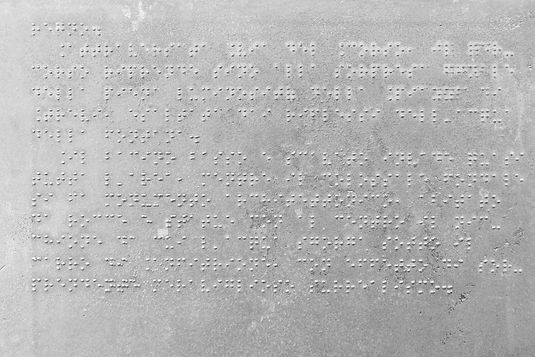 To Read Death Like Braille