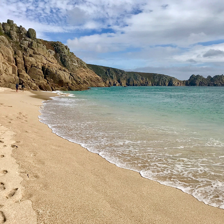 Cornwall - St Ives, Tintagel, and Port Isaac - Beaching and Hiking weekend trip