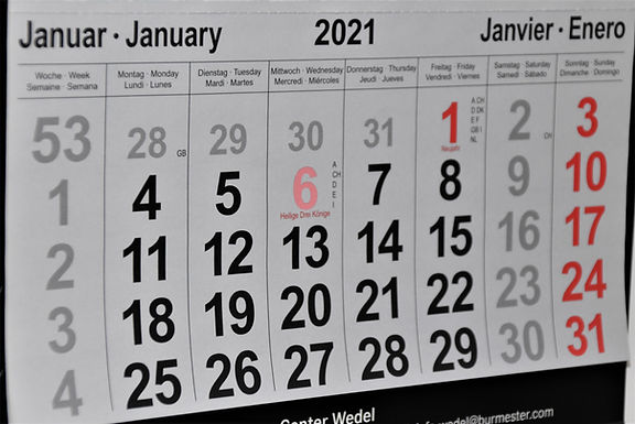 2021-01 January Meeting