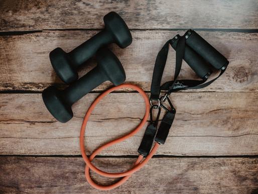 Therapy Central Bodywork's 5/50 Workout Program