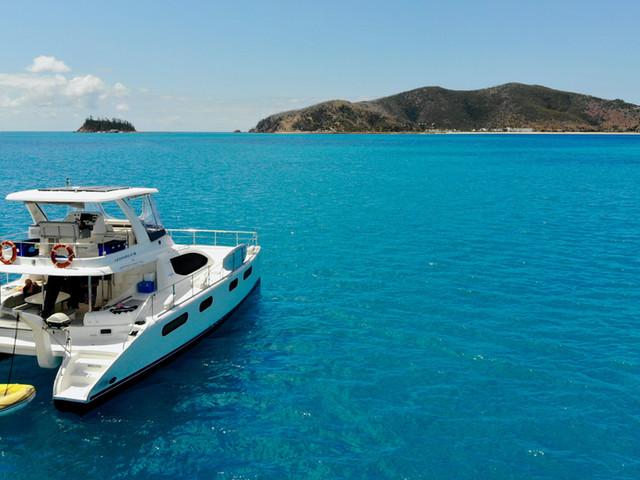 Yacht Charter Brunch or Dinner