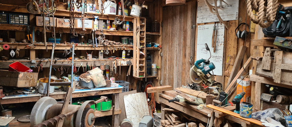 Trash or treasure? How to deal with inherited and sentimental clutter.