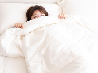 What's the deal with weighted blankets?