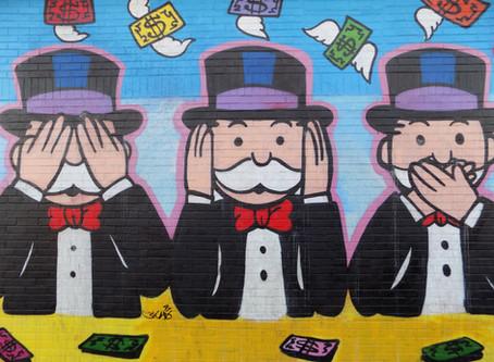 Monopoly Tahtasında Çarpık Kurallar