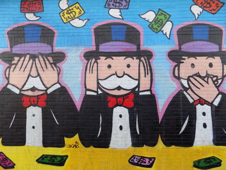 How Monopoly Shaped the Worldview of Billions