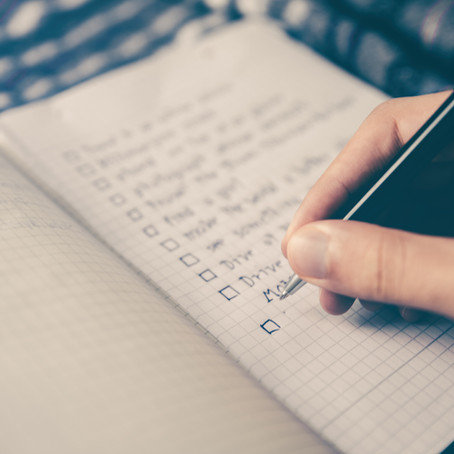 The Registration Checklist for Independent Musicians