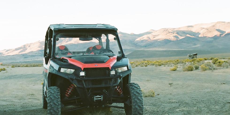 Utah UTV Trip