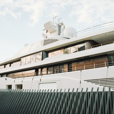 What is a yacht?