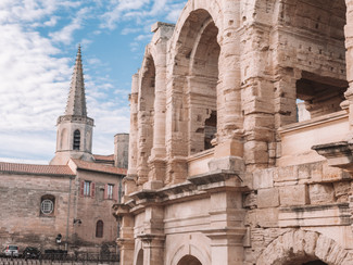 Séjour à Arles