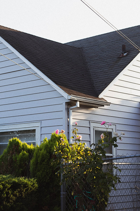 Home Asphalt Roofing Newly Installed In Atlanta Georgia
